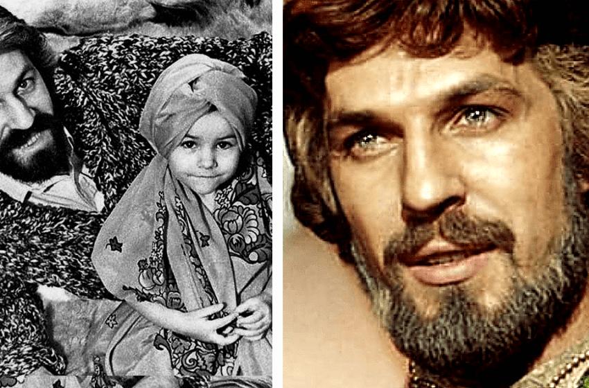 «Всего себя посвятил дочери»: Борис Хмельницкий души не чаял в дочери, которую оставила Вертинская