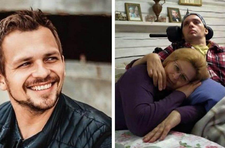 «Жены рядом нет, но мы боремся»: мама Алексея Янина тронула признанием