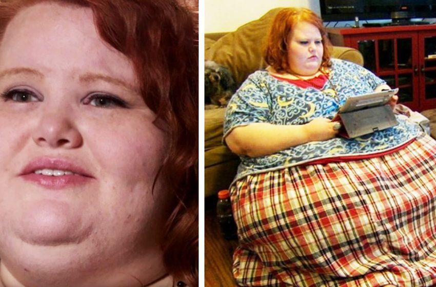 Как сейчас выглядит девушка, которая весила рекордные 300 килограмм